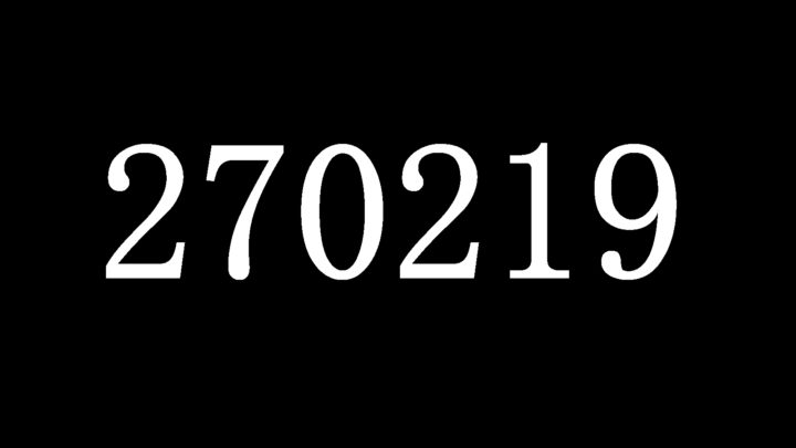専業トレーダーの孤独な生活20190227