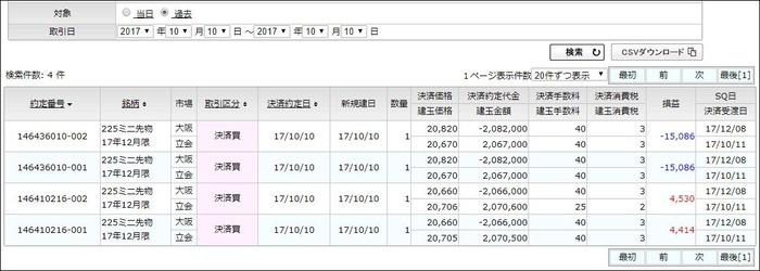 決済明細20171010