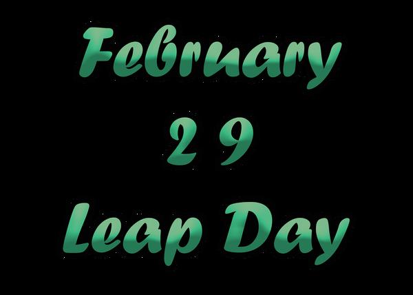 february-29-1228215_1280